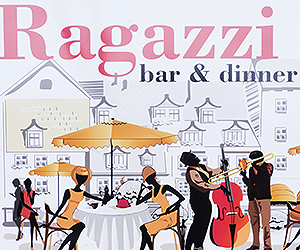 Ragazzi Bar and Dinner Restaurant Sofia
