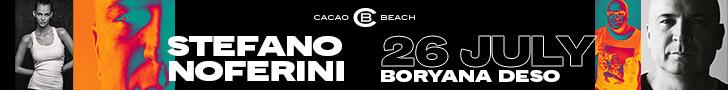 Cacao Beach 2019