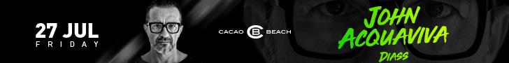 Cacao Beach 2018